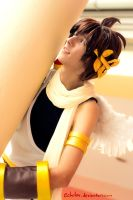 Pit (Kid Icarus) Cosplay #2 by Echolox