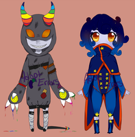 [AUCTION] Adoptable Set 3 [CLOSED] by AdoptErrors