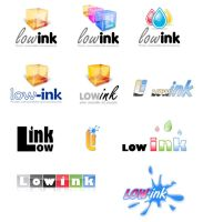 Low-Ink Logo Examples by thedevstudio