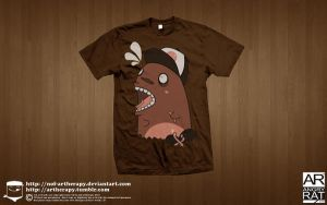watchout tees by NOF-artherapy