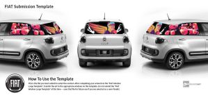 Unleash Your Artist: Wing 2- FIAT Entry by GainesHall