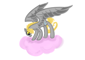 Derpy Hooves by MadWoodDuck