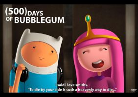 (500) Days Of Bubblegum by Bobbykamikaze