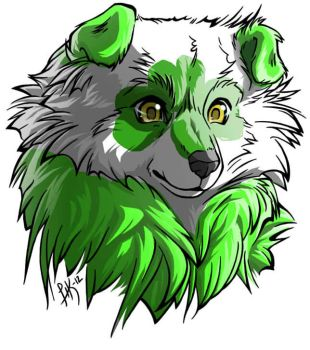St Patty Floof by Critter83
