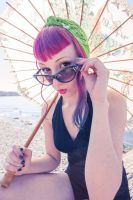 50's Pin Up Inspired Shoot by LaurenTrillium