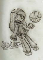 Me in my new style by SalemTheCat23