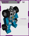 MINIBOT BUGGYMAN by F-for-feasant-design