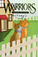 Nutmeg's Rivalry (Warrior cat contest) by QuilTehKittyCat
