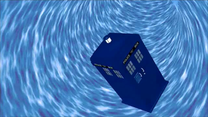 Tardis Animation picture by LegandaryAnimator