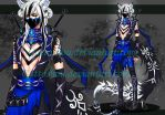 MALE ADOPT 129 [Auction] [CLOSED] by GattoAdopts