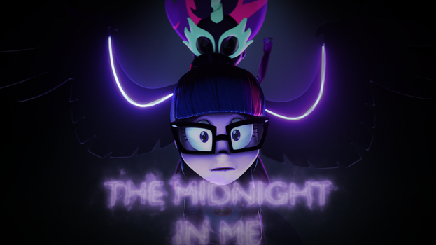 The Midnight In Me | OFFICIAL RELEASE by JustJolly