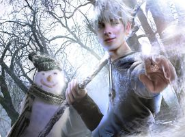 Jack Frost.... by CharlieRomeo