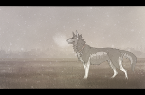 Ashes and snow by DeadRussianSoul