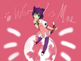 KKN - World is Kyoukas by twilitprincesses