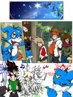 DTA Silent Christmas Last Page by Shadypenpen