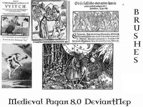 Pagan Medieval Brushes 8.0 by DeviantNep