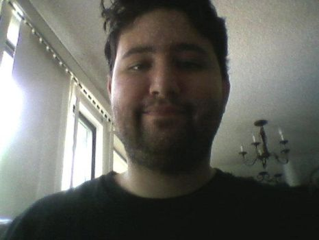 Me with a beard by Res6