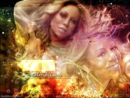 Mariah Carey by Shaiya77