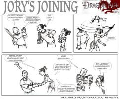 DAO: Jory's Joining by SoniaCarreras
