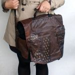leather chic by kivibird