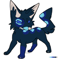 [Adopt Reveal] Geode [rikufangirl555] by Feralx1