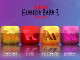 Adobe Creative Suite 3 part 2 by klen70