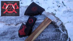 G3survival Hammer pole Hand Axe by G3survival
