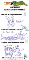 Jak and Daxter Meme! by RadiantHearts