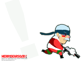 merry gear solid 2 by ThePodunkian