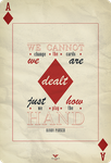 We cannot ... by Waterboy1992