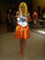 Sailor Venus by LittleRikku91