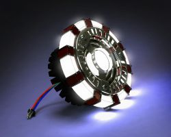 Arc Reactor by vray333