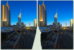 Toronto Union Station 3D :: FreeView :: HDR by RAW by zour