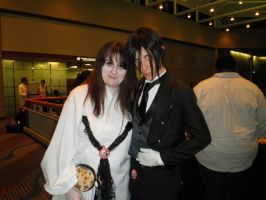 MTAC 2012: Demon Butler and Onryo by Miss-Mori02