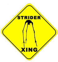 Strider xing by JediArtisan