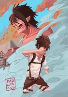 Attack on Titan by MadCircus