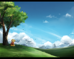 Tranquil by iAzurine