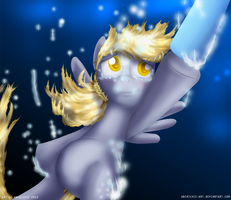 MLP: Our Shining Star (ATG Day 30) by AniRichie-Art