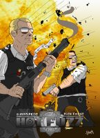 Hot Fuzz by stayte-of-the-art