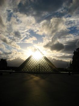 Glass Pyramid by ScarsAreAlwaysThere