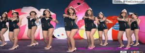 snsd genie Japanese  version facebook cover 3 by alisonporter1994