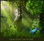 curse of the Lost Woods by ragedaisy