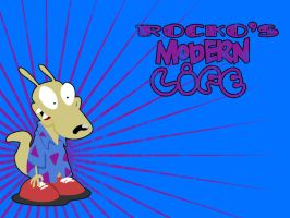 Rocko's Modern Life Wallpaper by d-kirkland