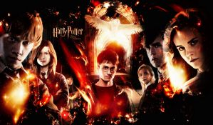 Harry Potter and the Order of the Phoenix by Samara-Syberia