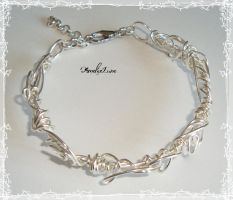 Elven Branches Bracelet by AmeliaLune