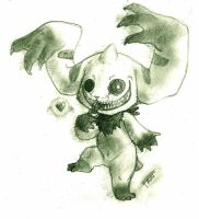 My Little Terriermon by Kid-Kat