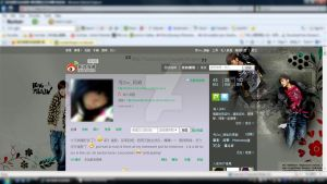 WeiBo Skin ft. Show Luo by xsweetwhispers