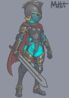 Cute Living Armor by MuHut