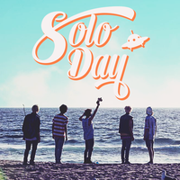 B1A4 - Solo Day by puppykim