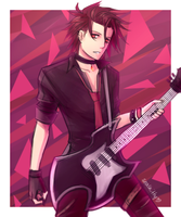 Rocker Alvin by Sealkittyy